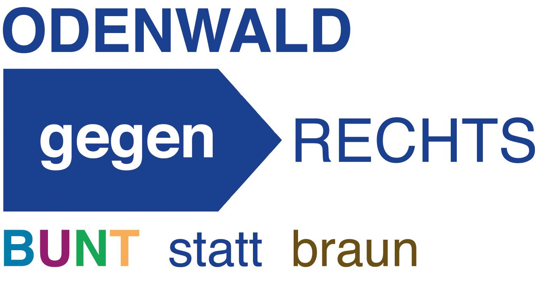 Odenwald gegen Rechts - BUNT statt braun